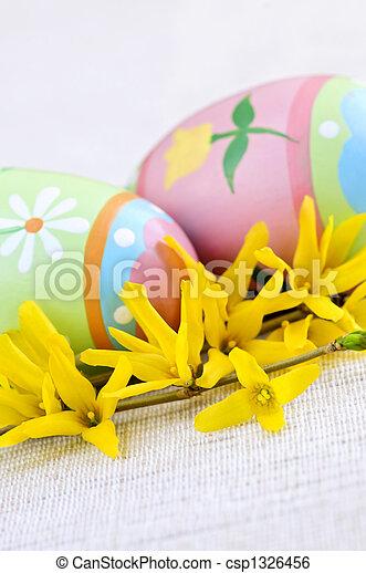 蛋, 復活節 - csp1326456