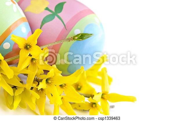 蛋, 復活節 - csp1339463