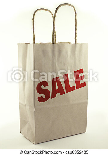 袋, 買い物 - csp0352485