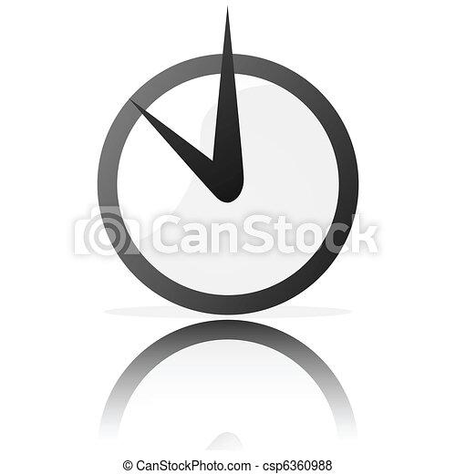被風格化, 鐘 - csp6360988
