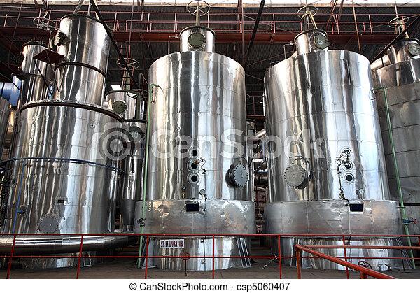 装置, 工場, evaporator - csp5060407