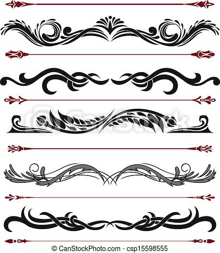 9 for Greche decorative