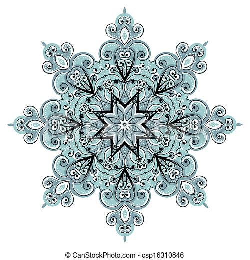 装飾, デザイン, あなたの, アラベスク - csp16310846