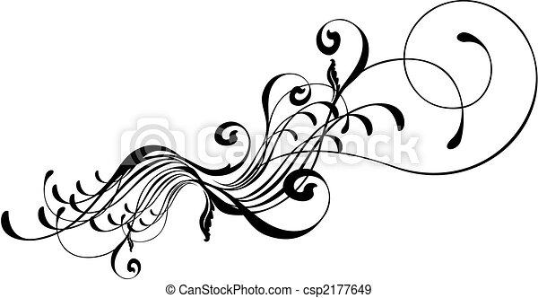 装飾, 美しさ - csp2177649