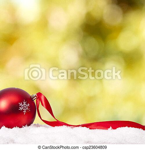 装飾, 資金, 伝統的である, クリスマス, ホリデー - csp23604809