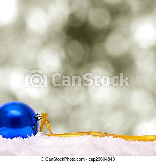 装飾, 資金, 伝統的である, クリスマス, ホリデー - csp23604840
