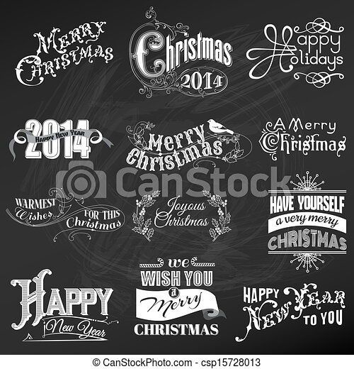要素, 装飾, calligraphic, ベクトル, デザイン, 型, フレーム, クリスマス, set:, ページ - csp15728013