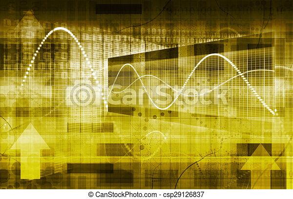 解決, デジタル - csp29126837