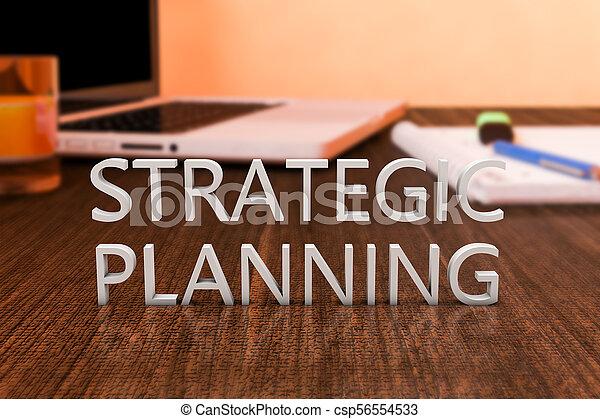 計画, 戦略上である - csp56554533
