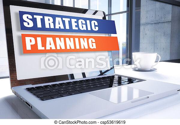 計画, 戦略上である - csp53619619