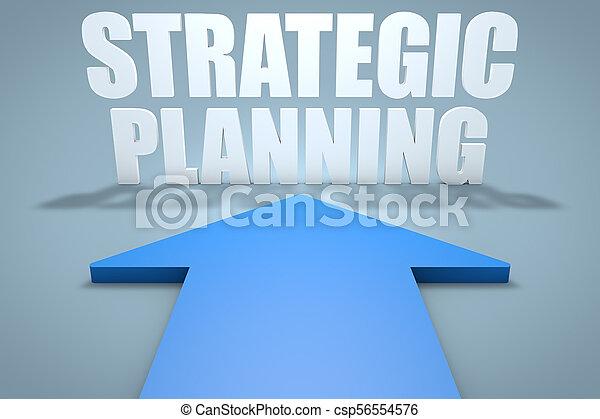 計画, 戦略上である - csp56554576