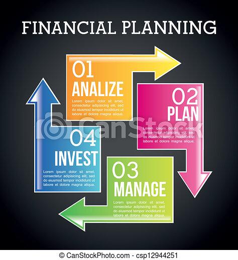 計画, 財政 - csp12944251