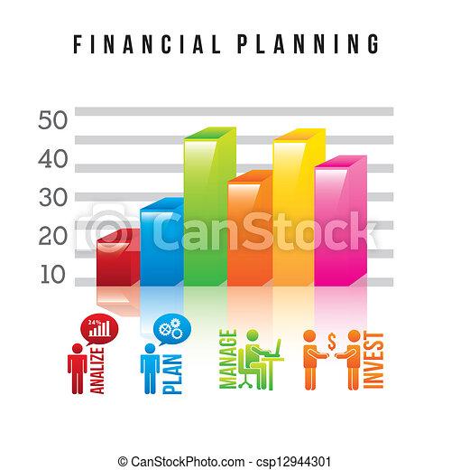 計画, 財政 - csp12944301