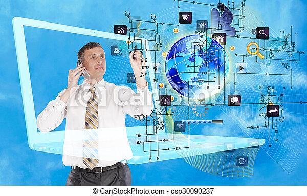 計算机技術 - csp30090237