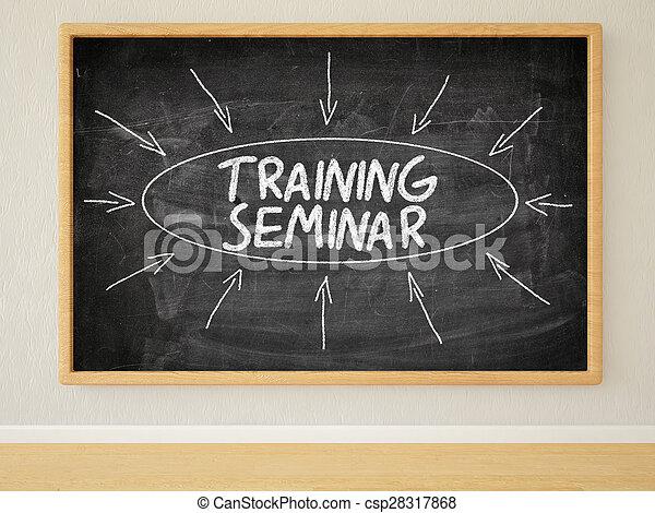 訓練, セミナー - csp28317868
