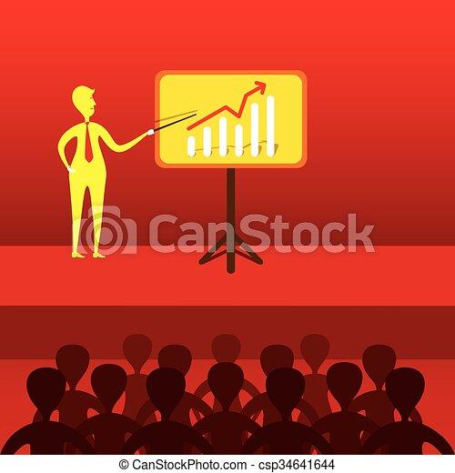 訓練, デザイン, ビジネス - csp34641644