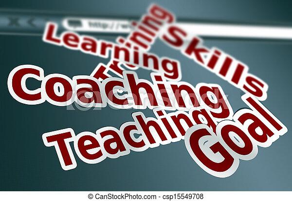 訓練, 技巧 - csp15549708