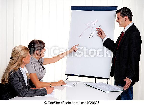 訓練, 教育, 成年人, 人員 - csp4020636