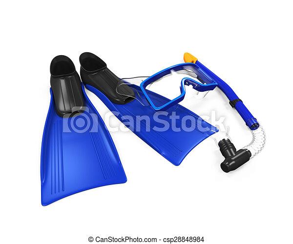 設備, 水下通气管 - csp28848984