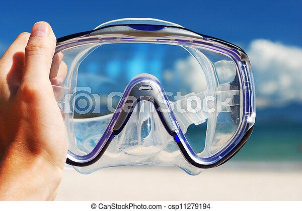 設備, 水下通气管 - csp11279194