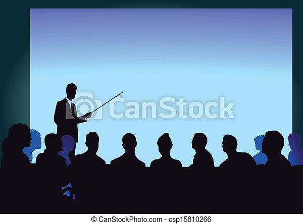 講義, 訓練 - csp15810266