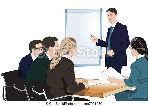 講義, 訓練 - csp7991050