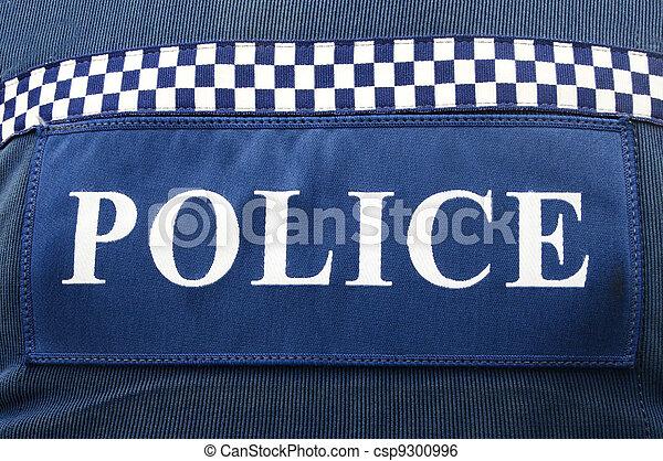 警察 - csp9300996