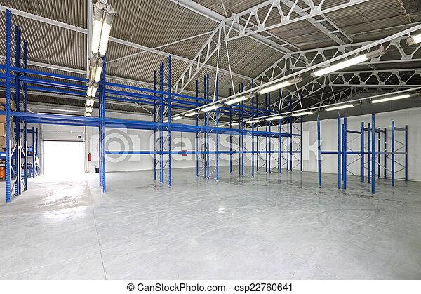 貯蔵 部屋, 空 - csp22760641