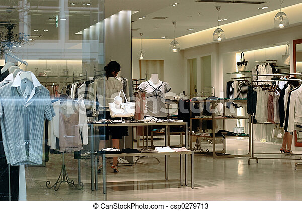 買い物 - csp0279713