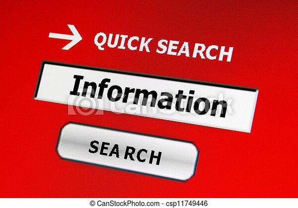 資訊, 搜尋 - csp11749446