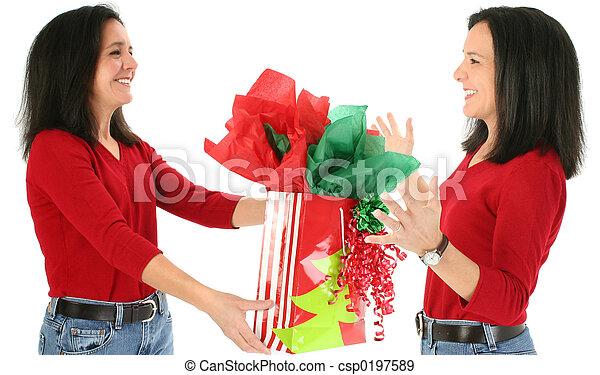 贈り物, あなた自身 - csp0197589