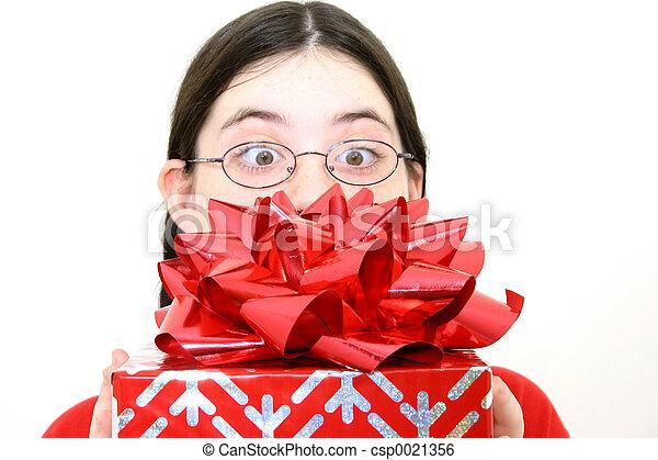 贈り物, 得ること - csp0021356