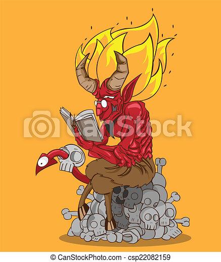 赤い悪魔 - csp22082159