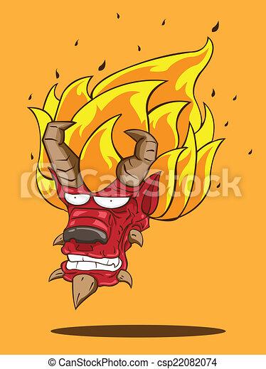赤い悪魔 - csp22082074