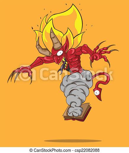 赤い悪魔 - csp22082088
