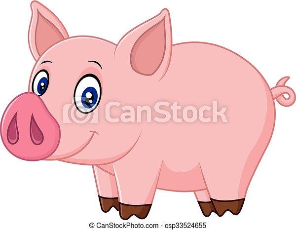 赤ん坊 かわいい 漫画 豚 かわいい イラスト 豚 ベクトル 赤ん坊