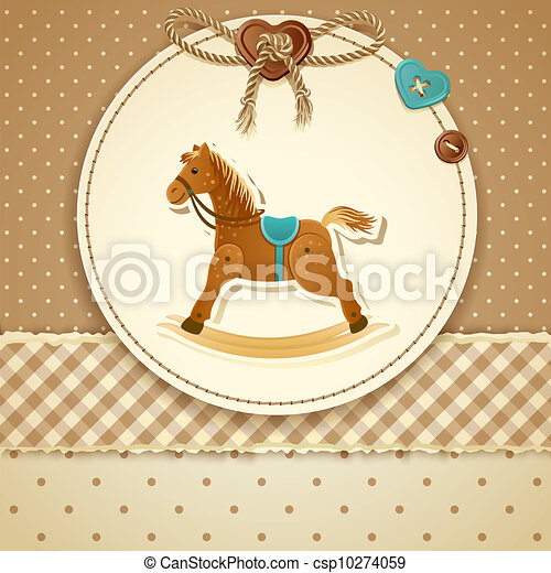 赤ん坊 シャワー, 招待 - csp10274059