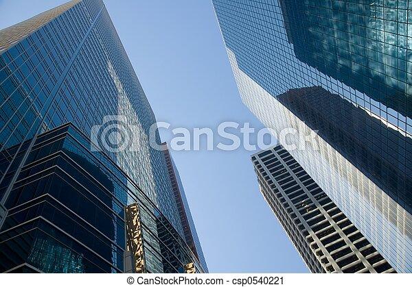 超高層ビル - csp0540221