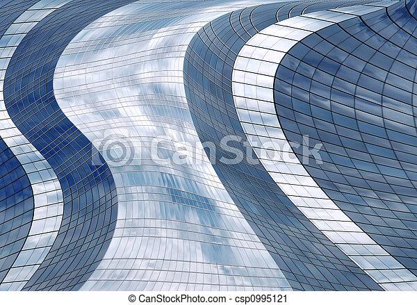 超高層ビル, 未来派 - csp0995121