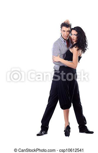 跳舞, 人們 - csp10612541