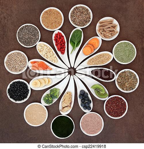 身體建築物, 保健食品 - csp22419918