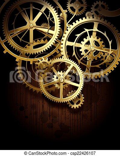 車輪, ギヤ - csp22426107