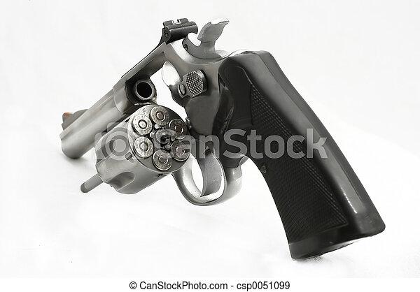 車輪, 銃 - csp0051099
