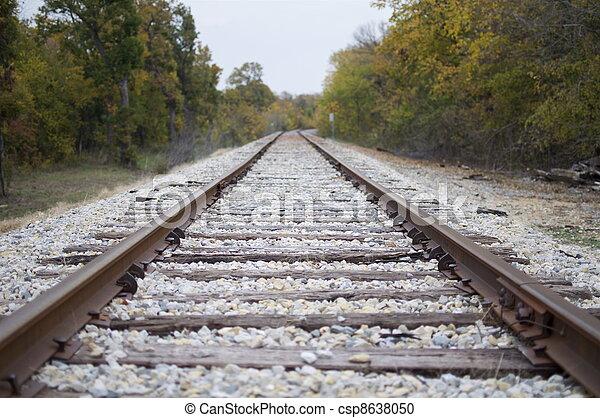 軌道に沿って進む, 列車 - csp8638050