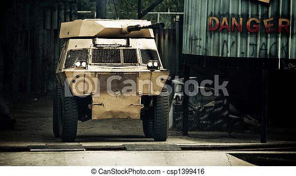 軍, タンク - csp1399416