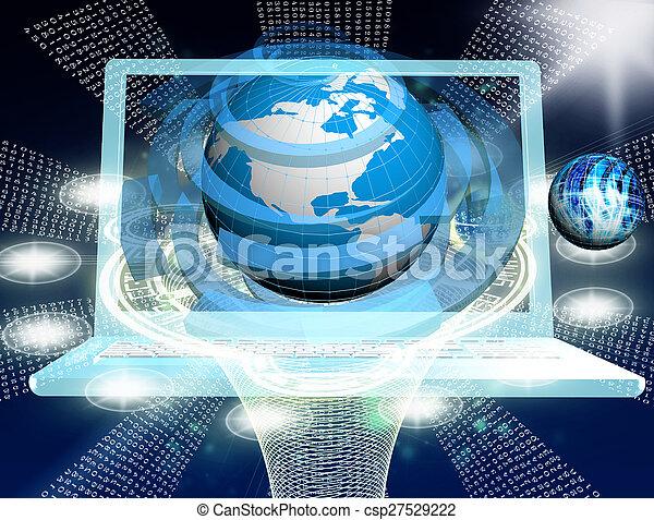 連接, 計算机技術, 創新 - csp27529222