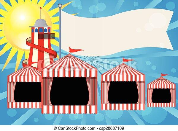 遊樂園 - csp28887109