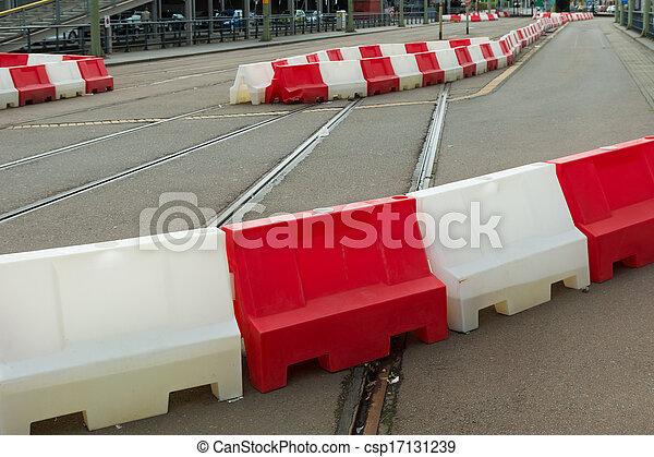道の ブロック - csp17131239