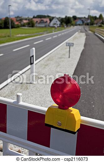 道の ブロック - csp2116073