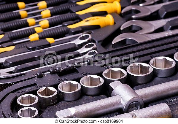 道具箱 - csp8169904